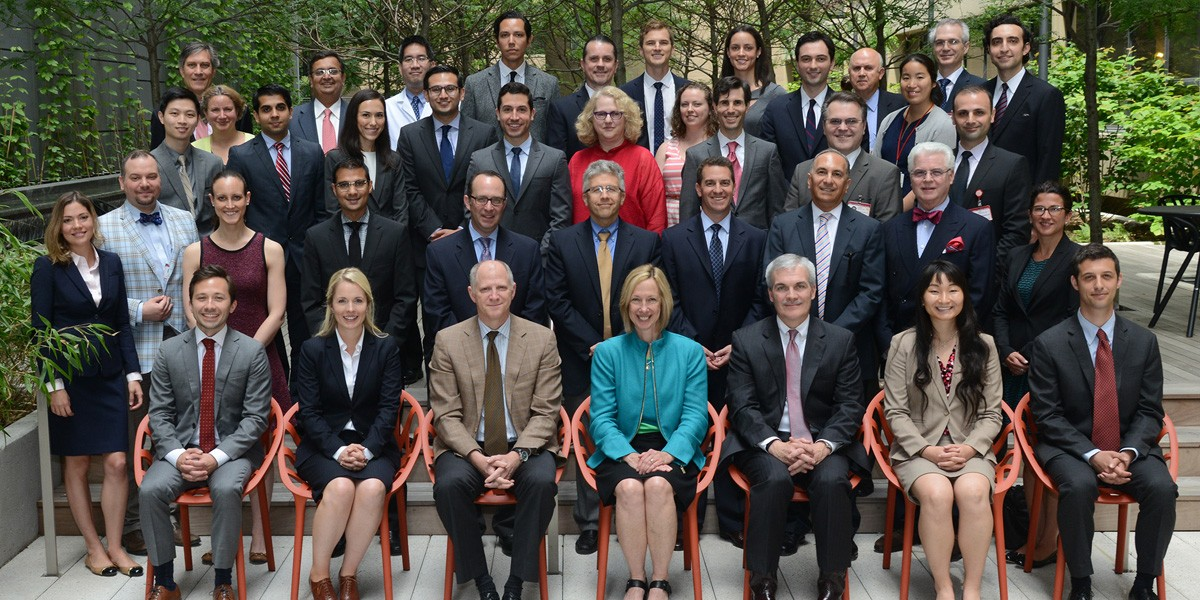 Group shot of the Otolaryngology faculty