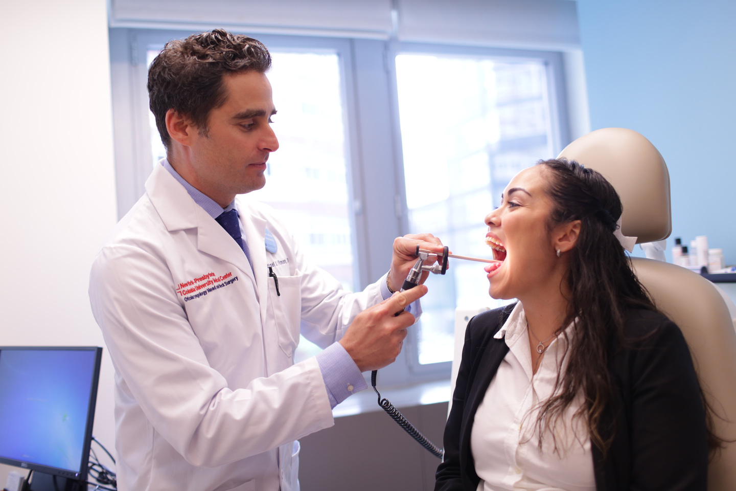 Swallowing Disorders | Columbia University Medical Center
